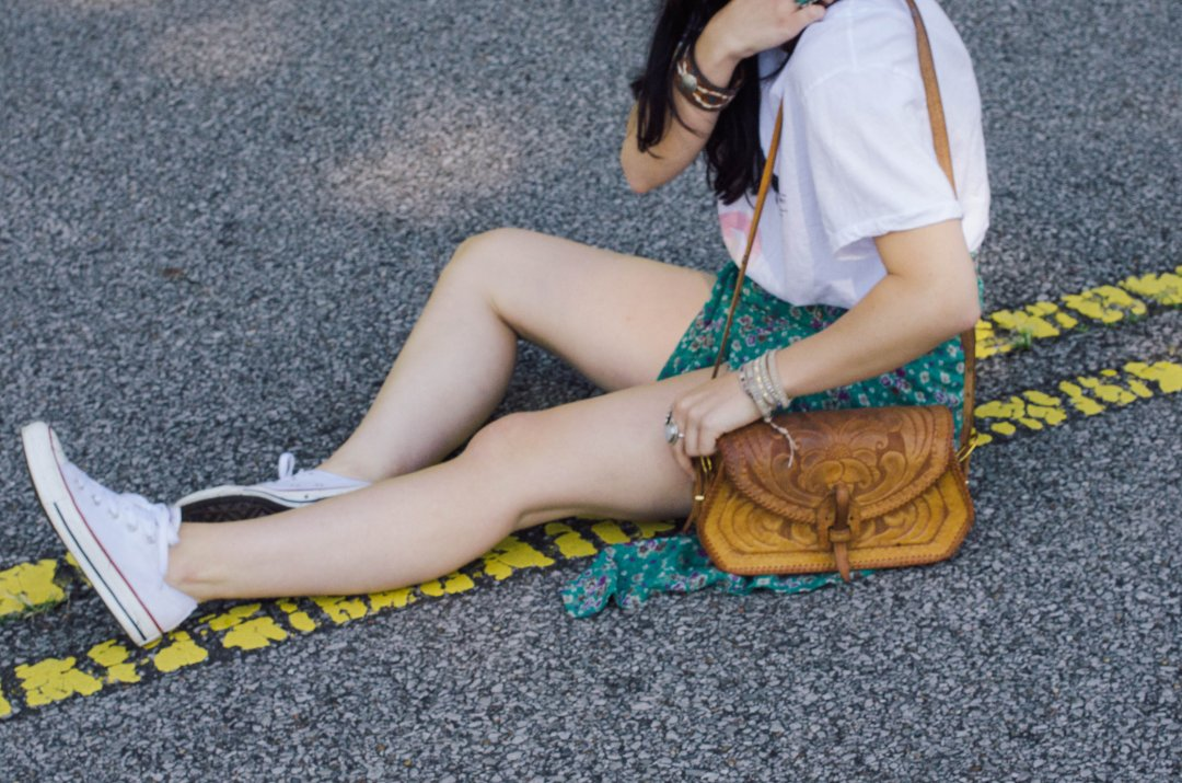 dreaming trees blog casual summer look