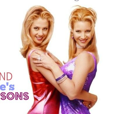 Romy and Michele's Life Lessons