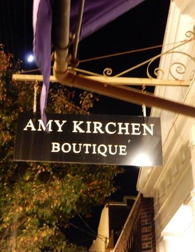 Event : Amy Kirchen Fashion Show