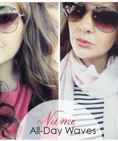 Hair: Nume Curling Wand for ALL-Day Waves + HUGE Deal