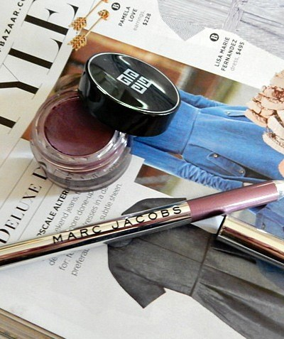 Beauty: How to Do a Purple Eye Look, in seconds