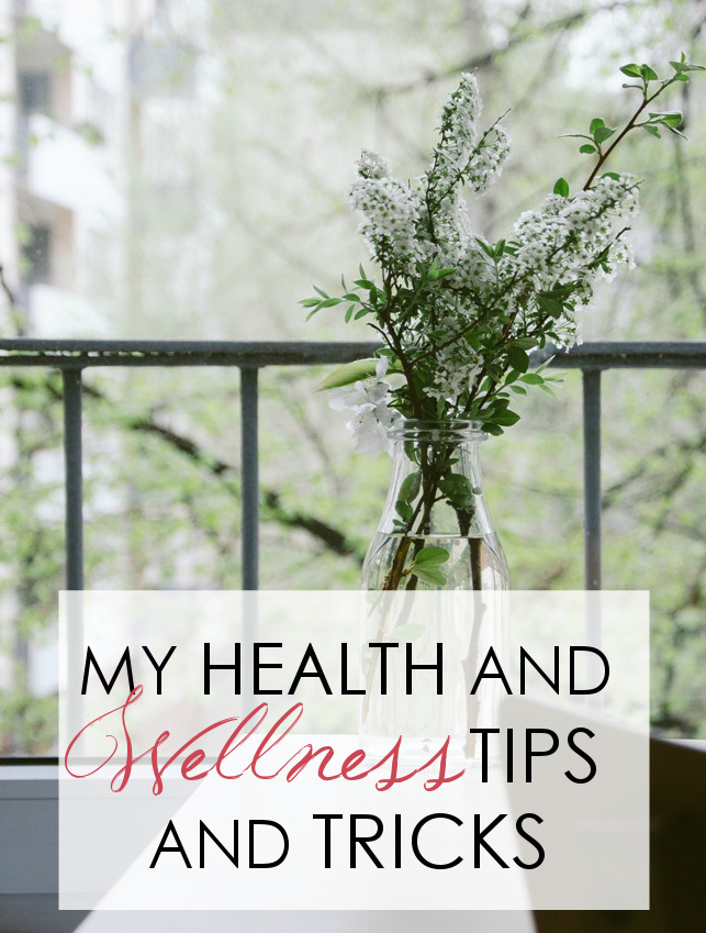 My Health and Wellness Tips, Tricks and Thoughts - www.dreaminlace.com