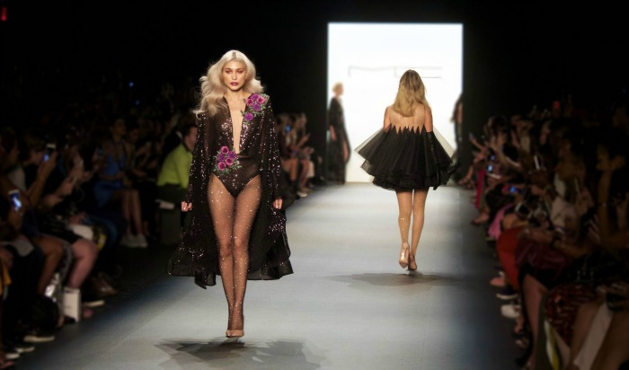 Michael Costello Spring/Summer 2017 Runway at NYFW - Dream in Lace