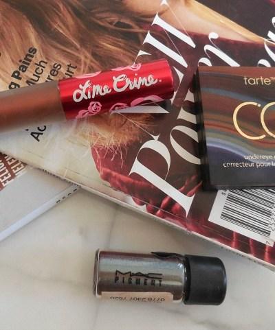 10 Makeup Favorites – Fall 2016 Edition