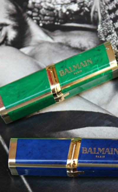 Exposed: Balmain x L'Oreal Lipstick Collab