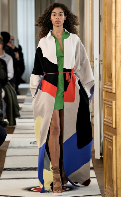 Couture Week: Schiaparelli Celebrates Pagan Culture for Spring 2018