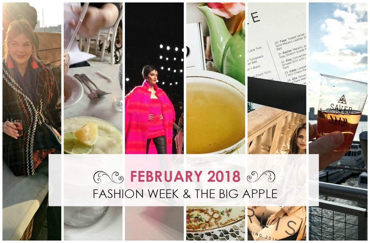 February Wrap-Up I Fashion Week and New York City Photo Diary