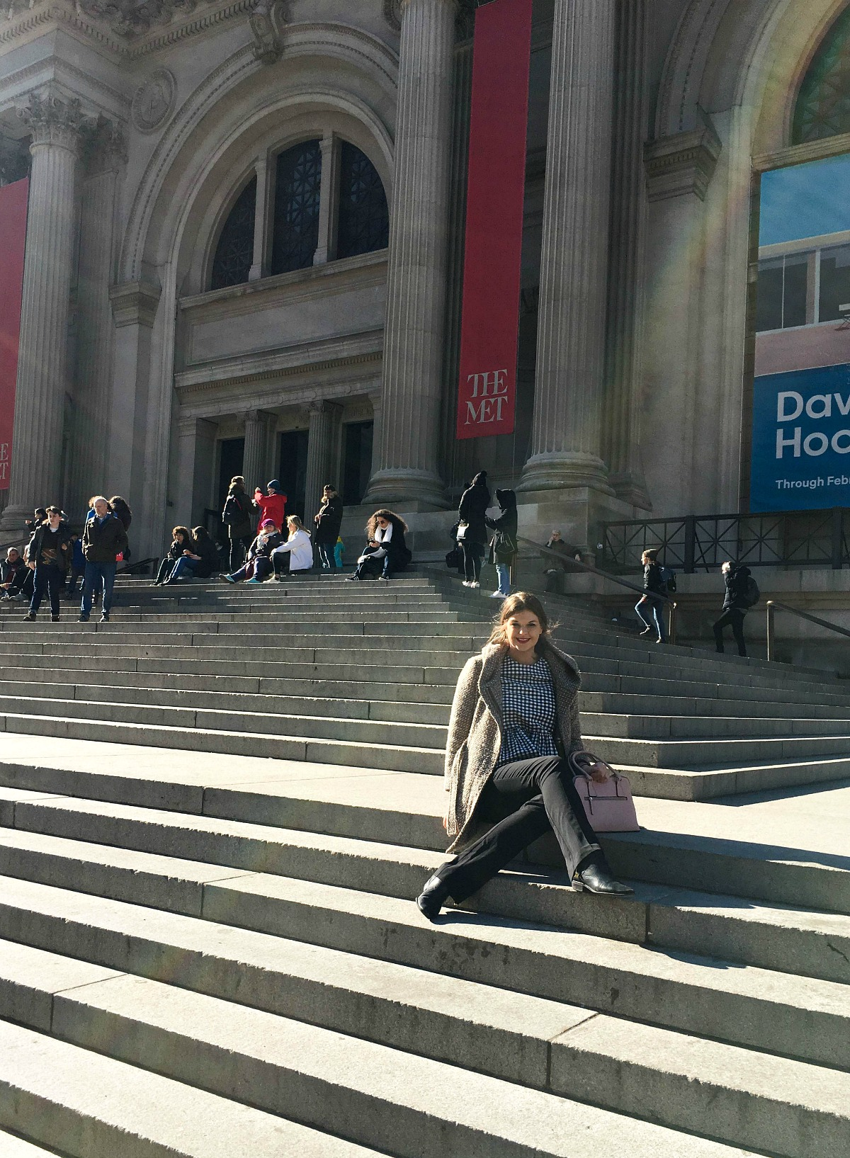 February Wrap-Up I Searching for Blair Waldorf at The Met