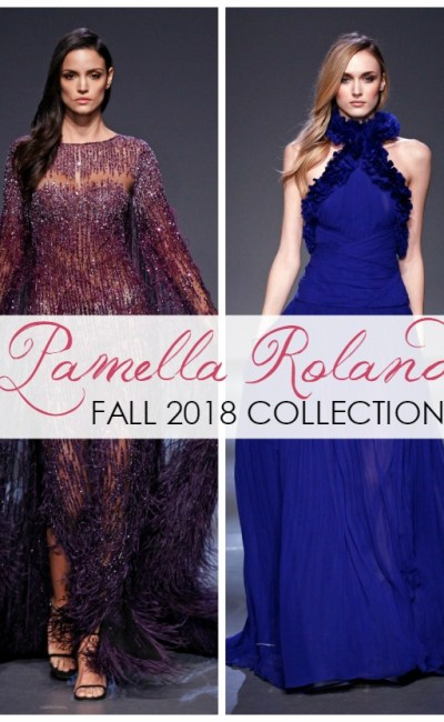 NYFW: Pamella Roland Champions Royal Prague for Fall 2018