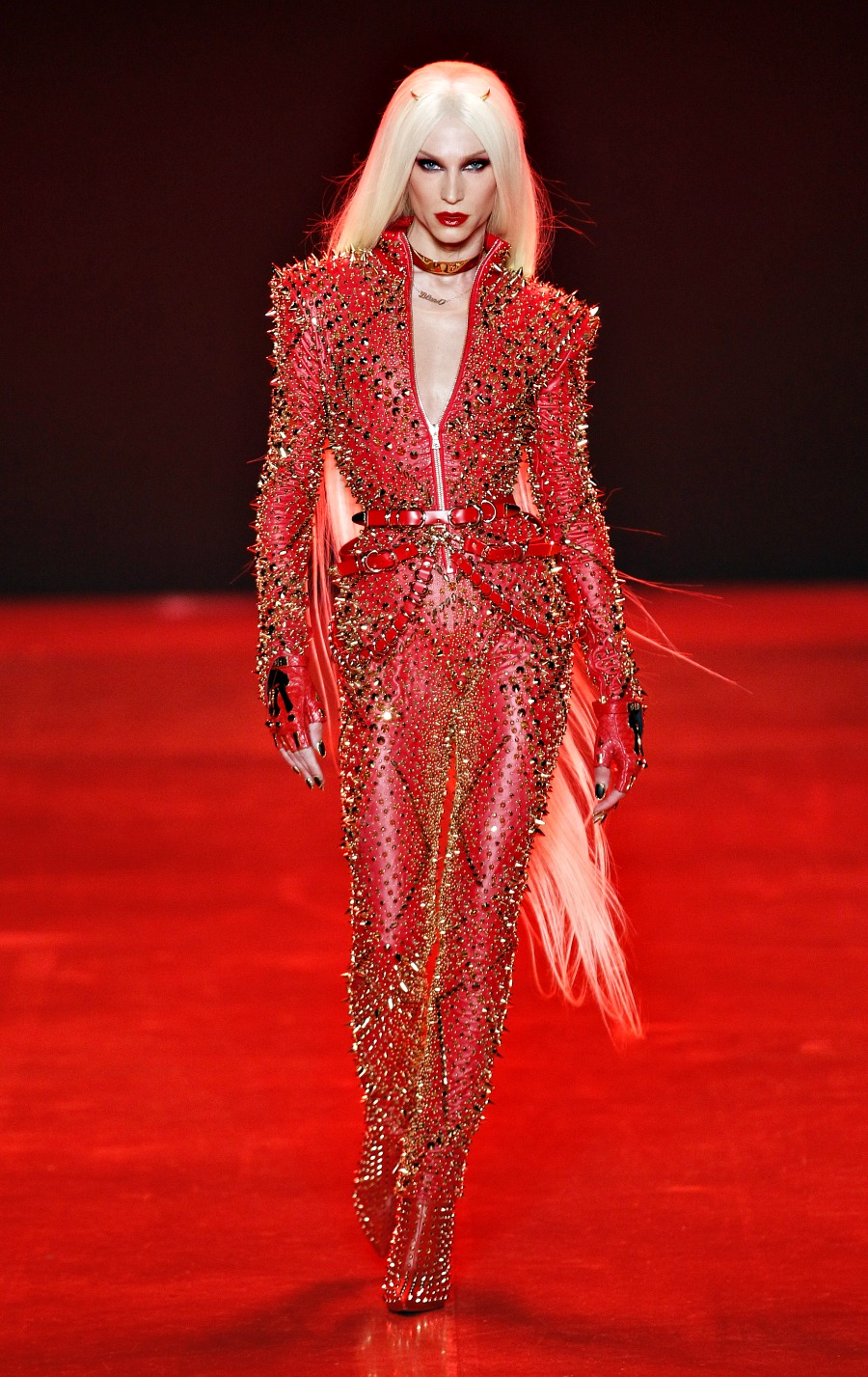 Most Anticipated Shows of NYFW : The Blonds Fall 2018 Runway #NYFW #Runway