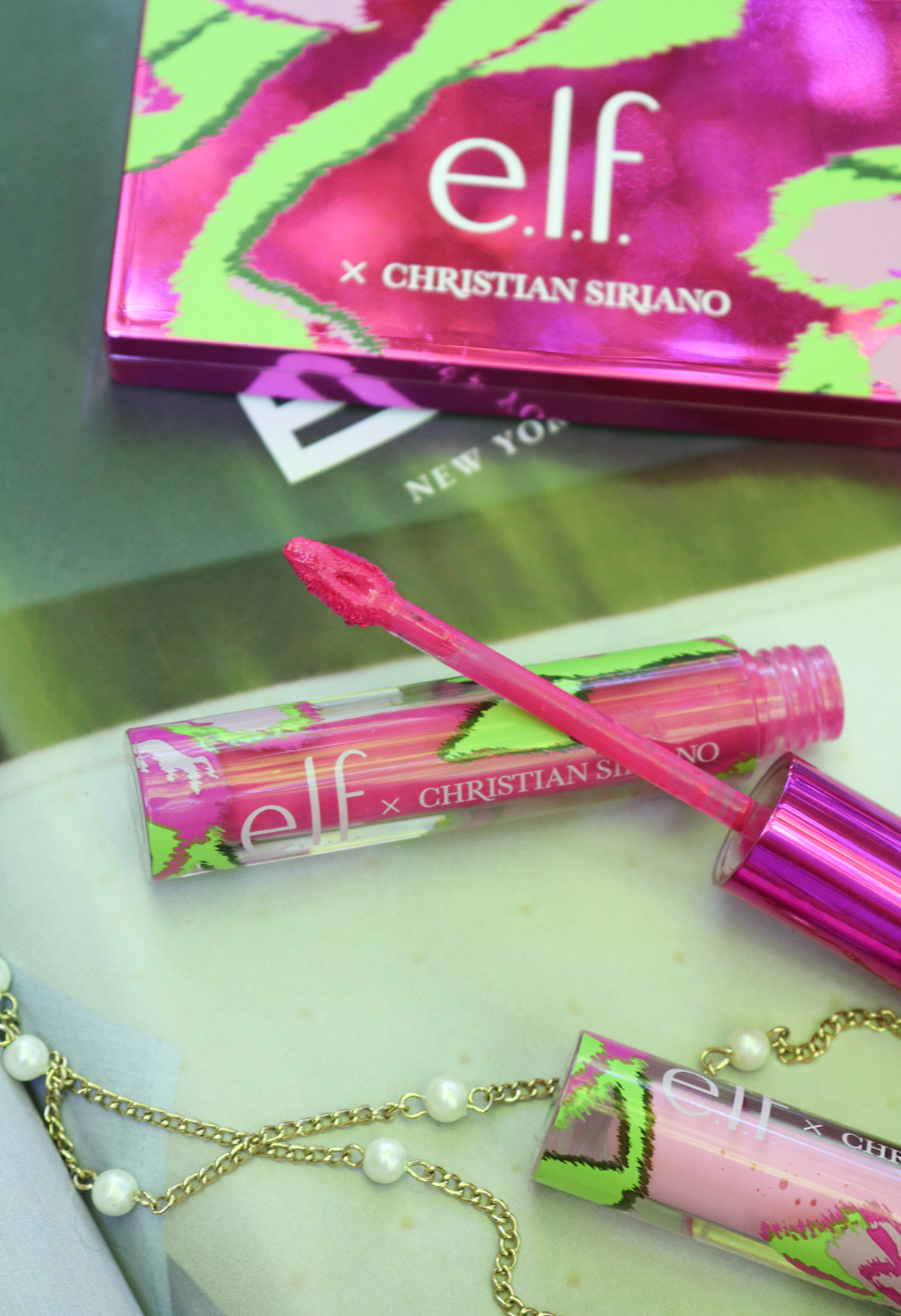 Elf Christian Siriano Makeup Collection Review I DreaminLace.com #CrueltyFree #DrugstoreMakeup #Makeup #CrueltyFreeBeauty #ChristianSiriano