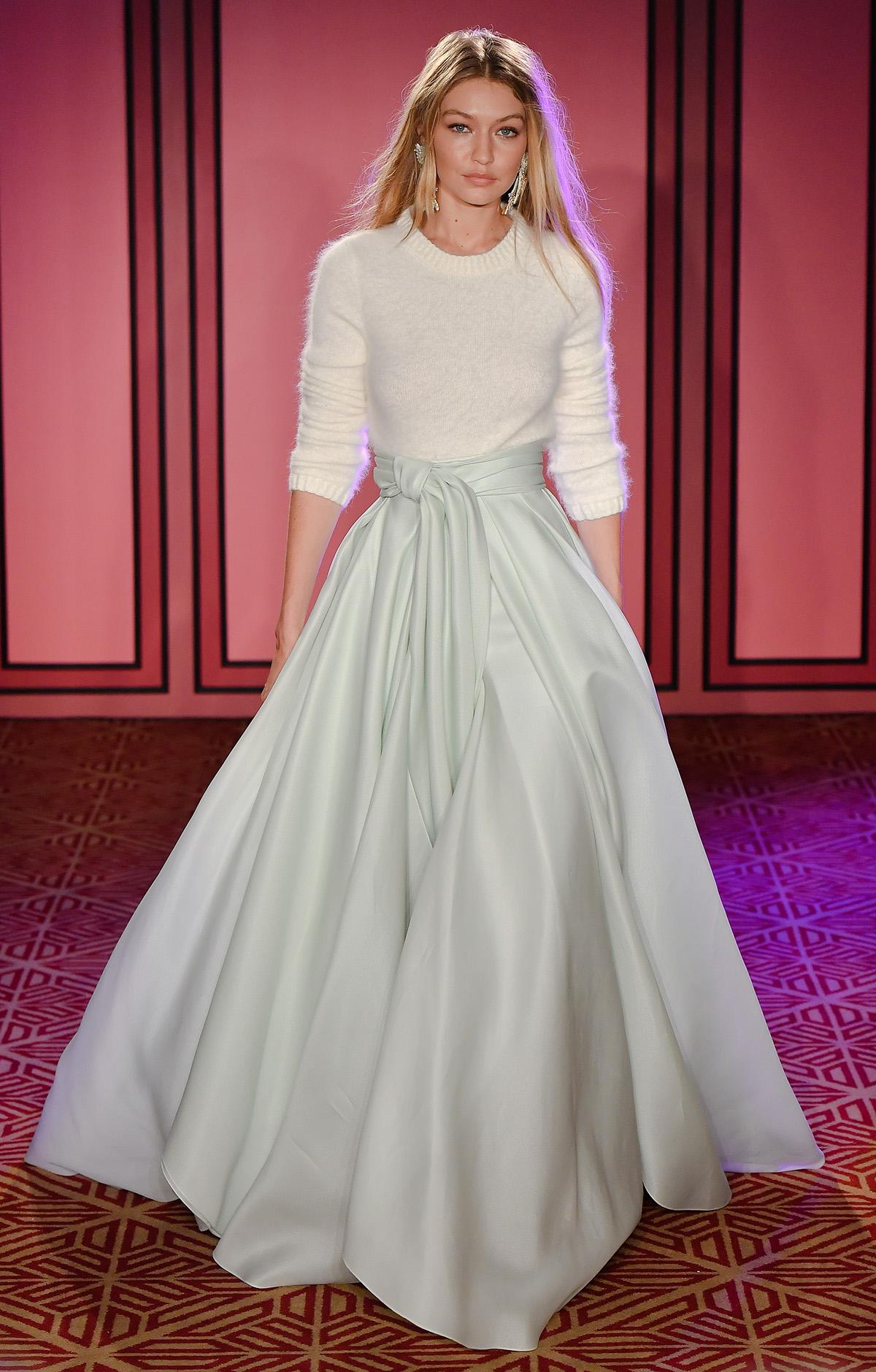 Most Anticipated NYFW Shows I Gigi Hadid walks Brandon Maxwell Runway #NYFW #DesignerFashion #GigiHadiid #BrandonMaxwell