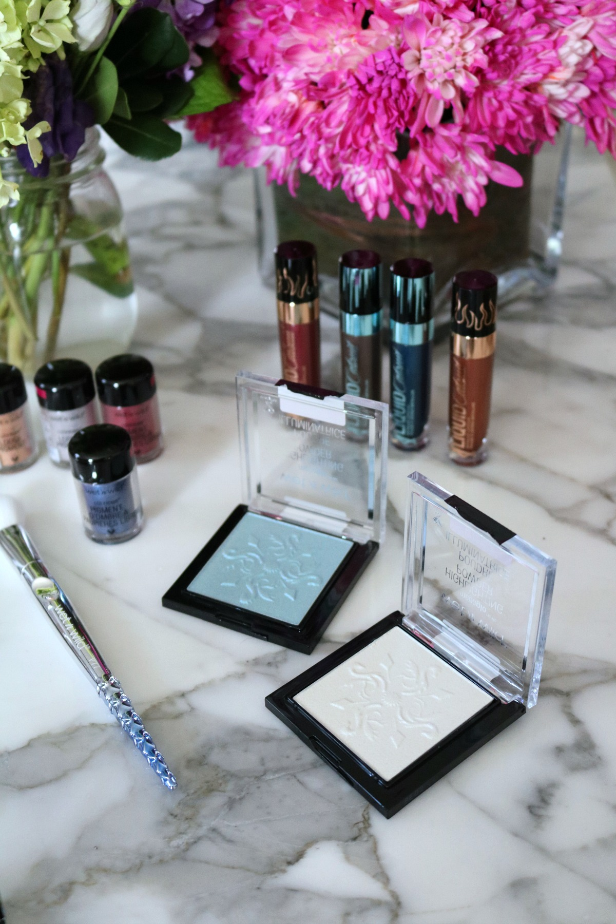 Wet n Wild Fire and Ice Collection Review I DreaminLace.com #Makeup #CrueltyFreeBeauty #DrugstoreMakeup