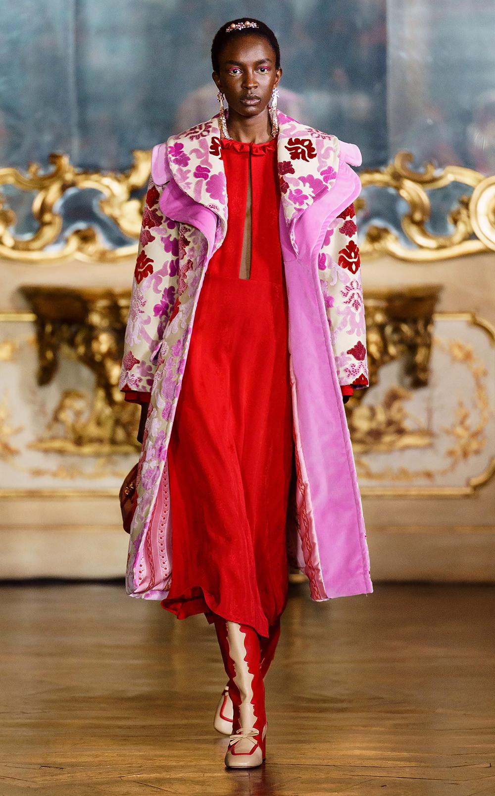 Best Milan Fashion Week Looks I Vivetta Fall 2019 Collection #MFW #FashionWeek #runway