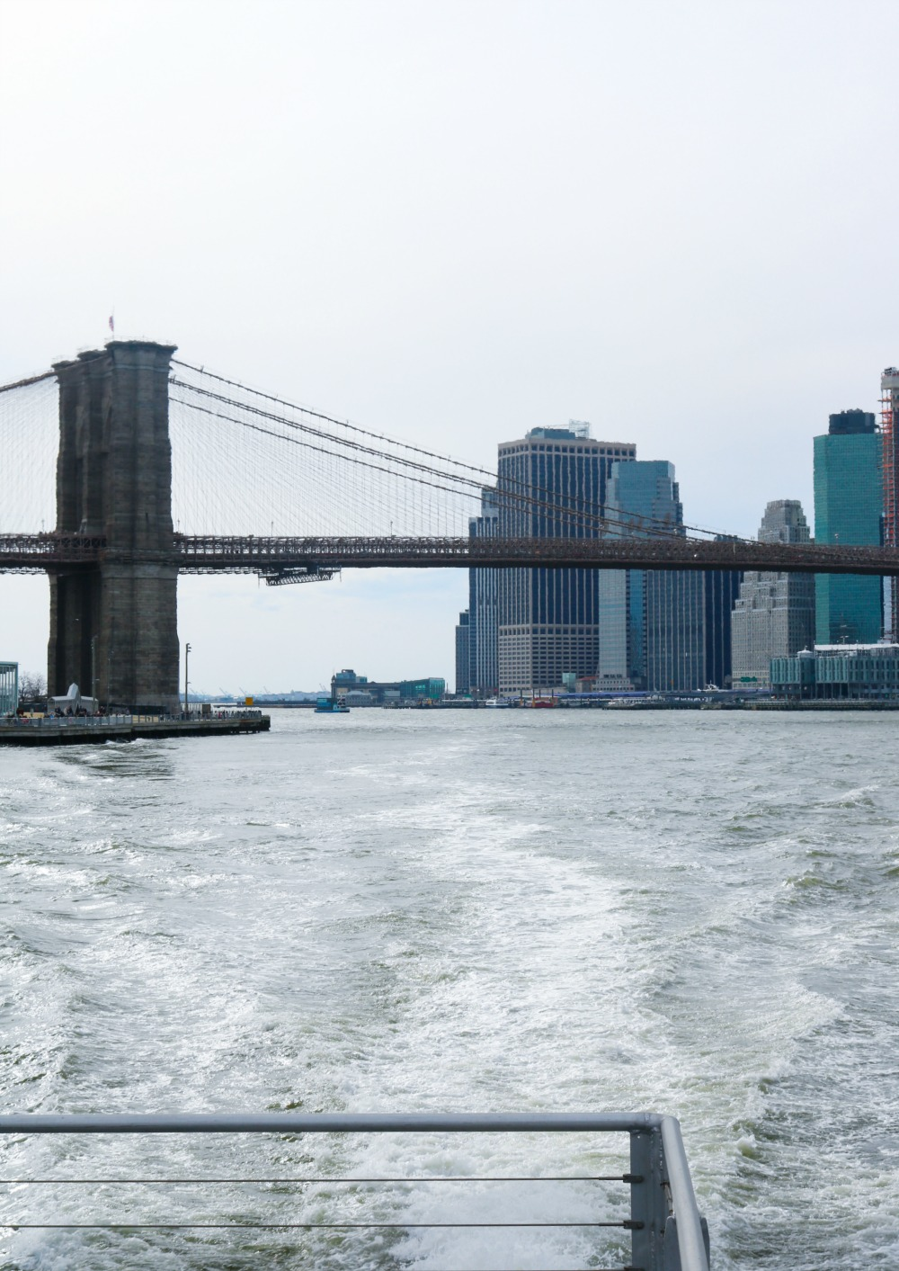 Affordable New York City Travel Guide I NYC Ferry