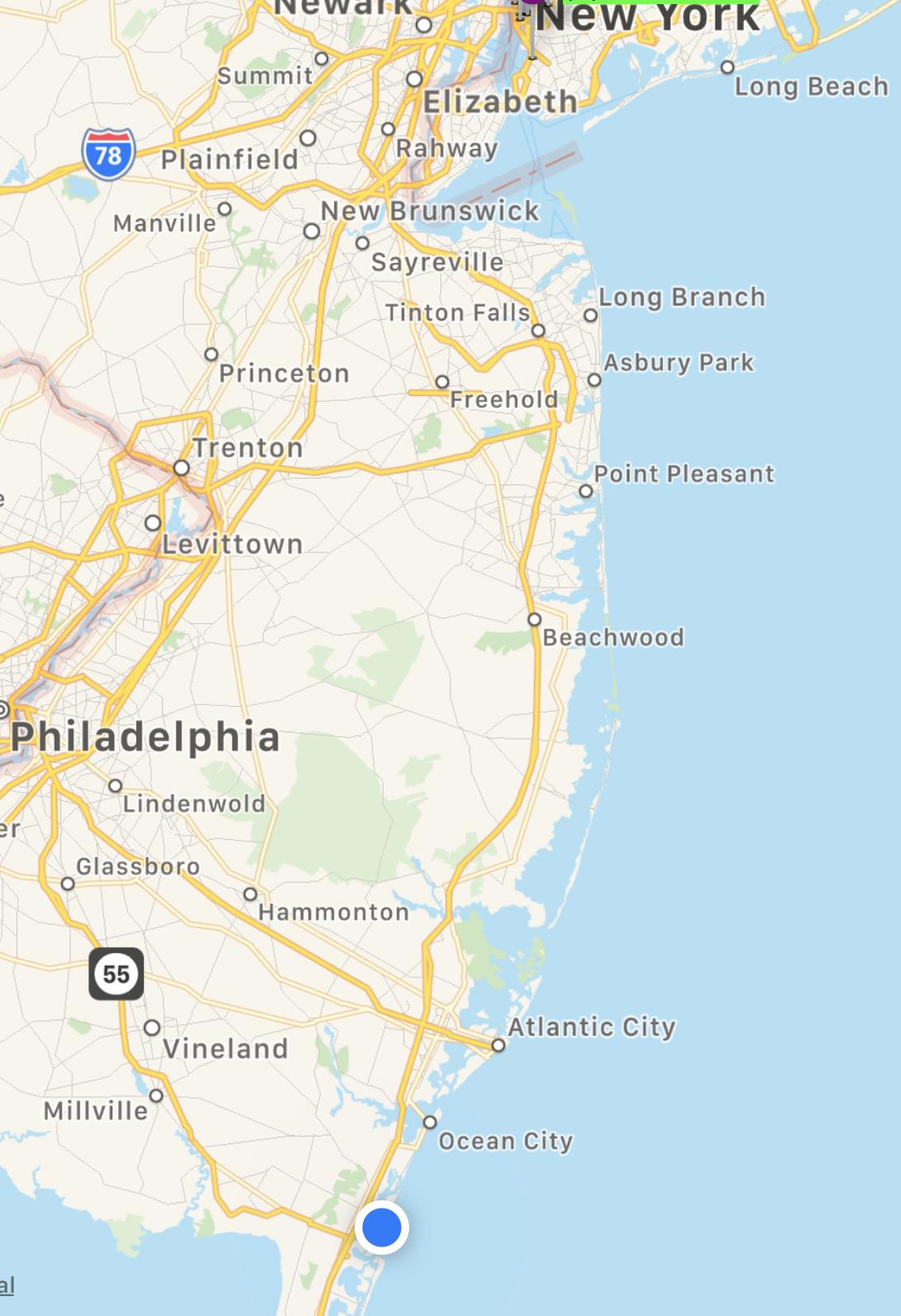 Jersey Shore Photo Diary I Road Map #Travel #TravelBlogger