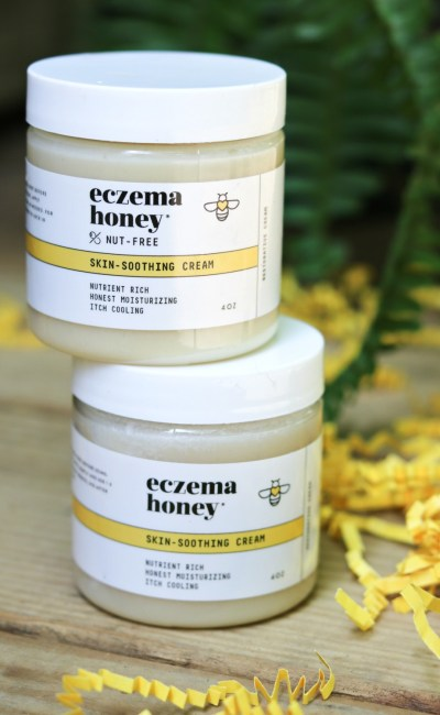 The Natural, Miracle Cream to Remedy Your Eczema