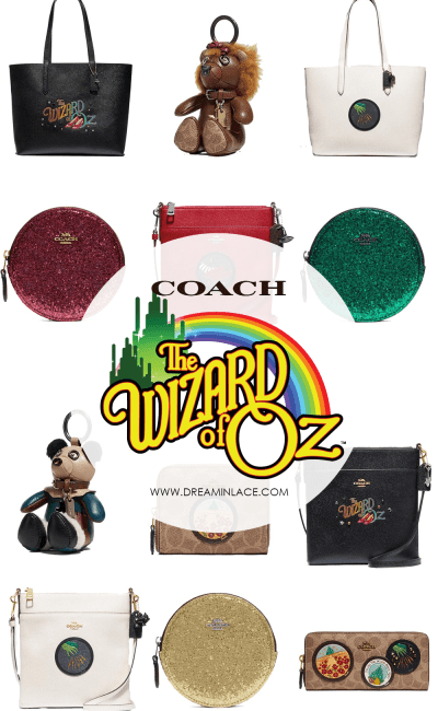 Nostalgia Alert! Meet the COACH Wizard of Oz Collection