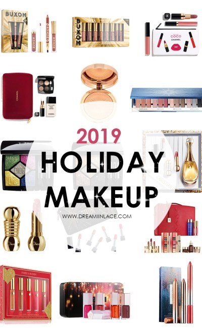 The Best 2019 Holiday Makeup Releases