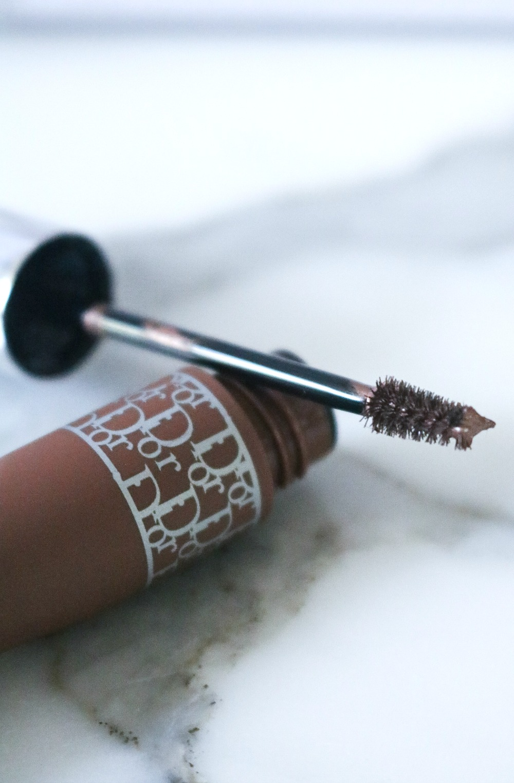 Dior Pump n Brow Mascara Review I DreaminLace.com