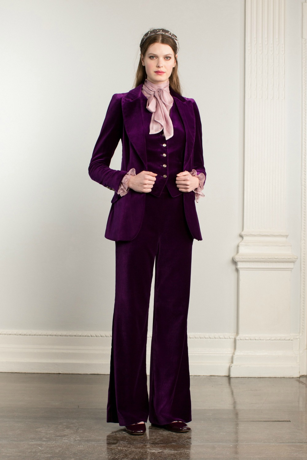 Best LFW Runway Looks I Temperly London Fall 2020 Collection