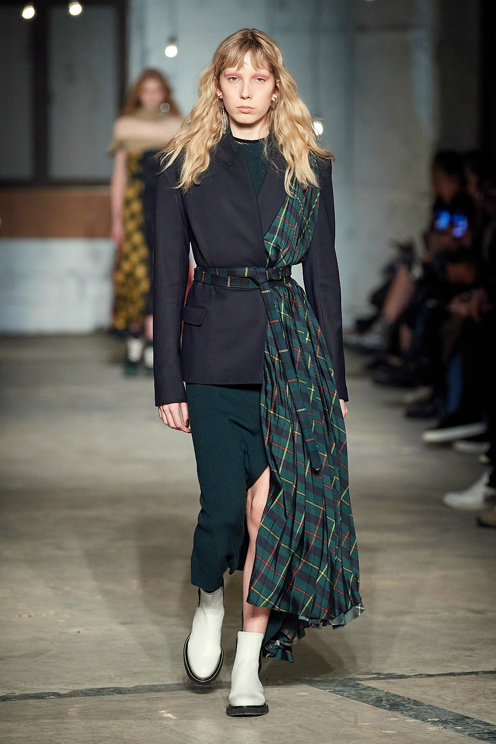Best NYFW Runway Looks I Monse Fall 2020 Collection #NYFW