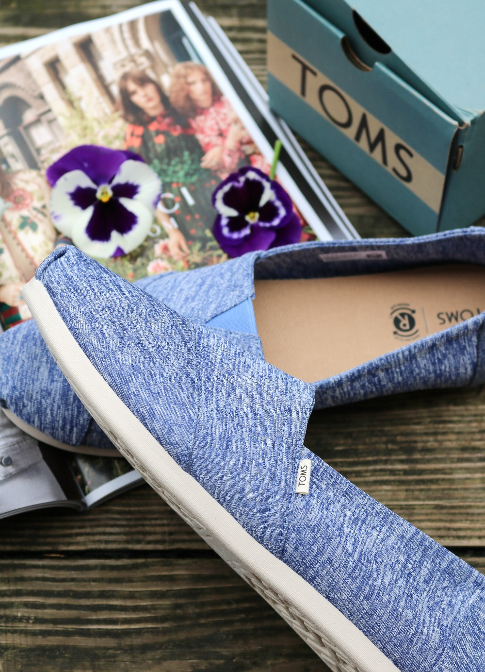 Toms Sustainable Shoes I Earthwise Spring 2020 Collection