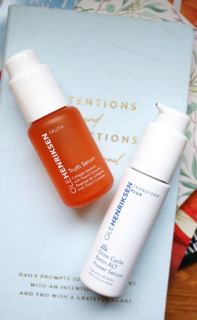 A Battle of Ole Henriksen Serums!!