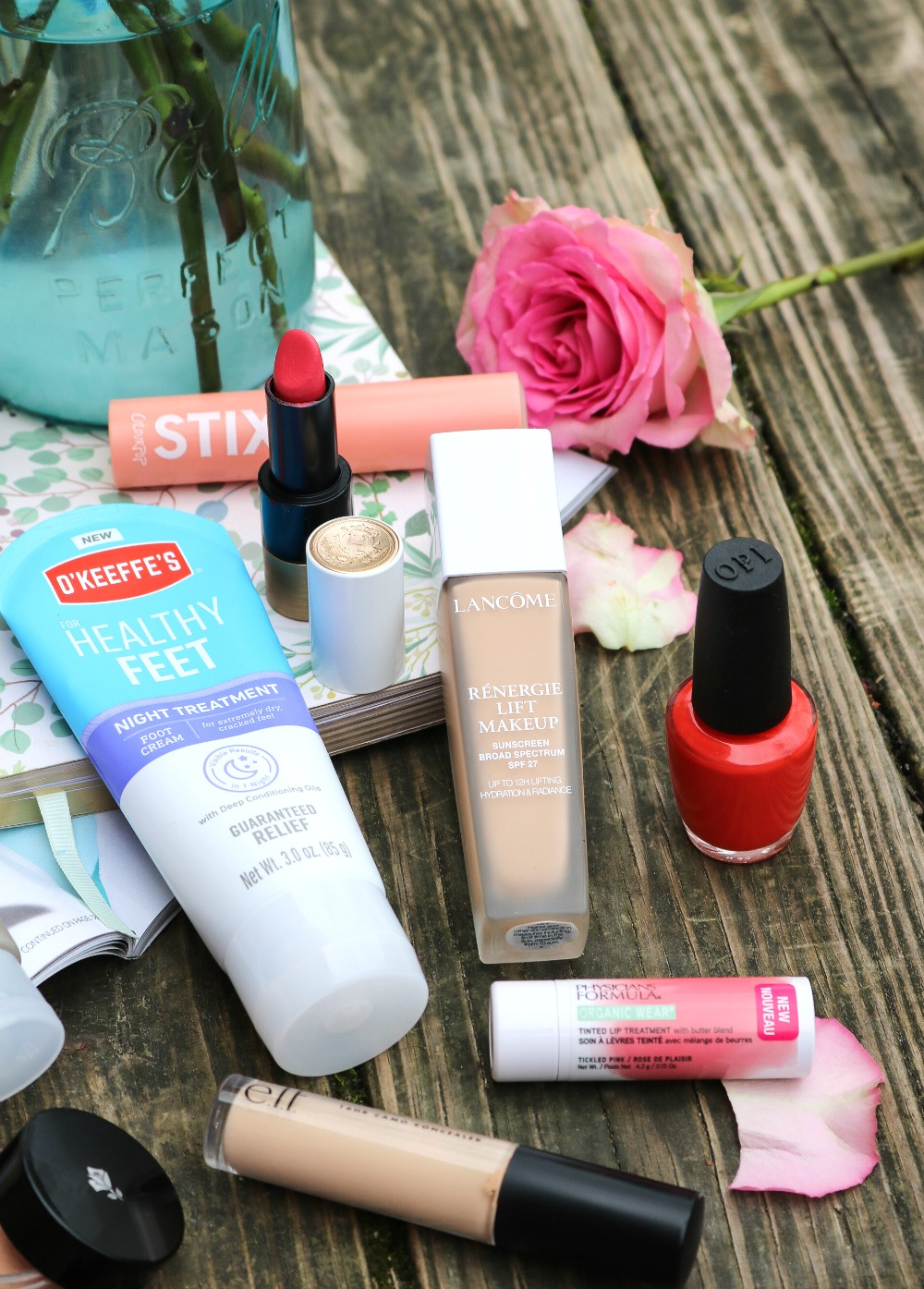 Spring Beauty Favorites I DreaminLace.com