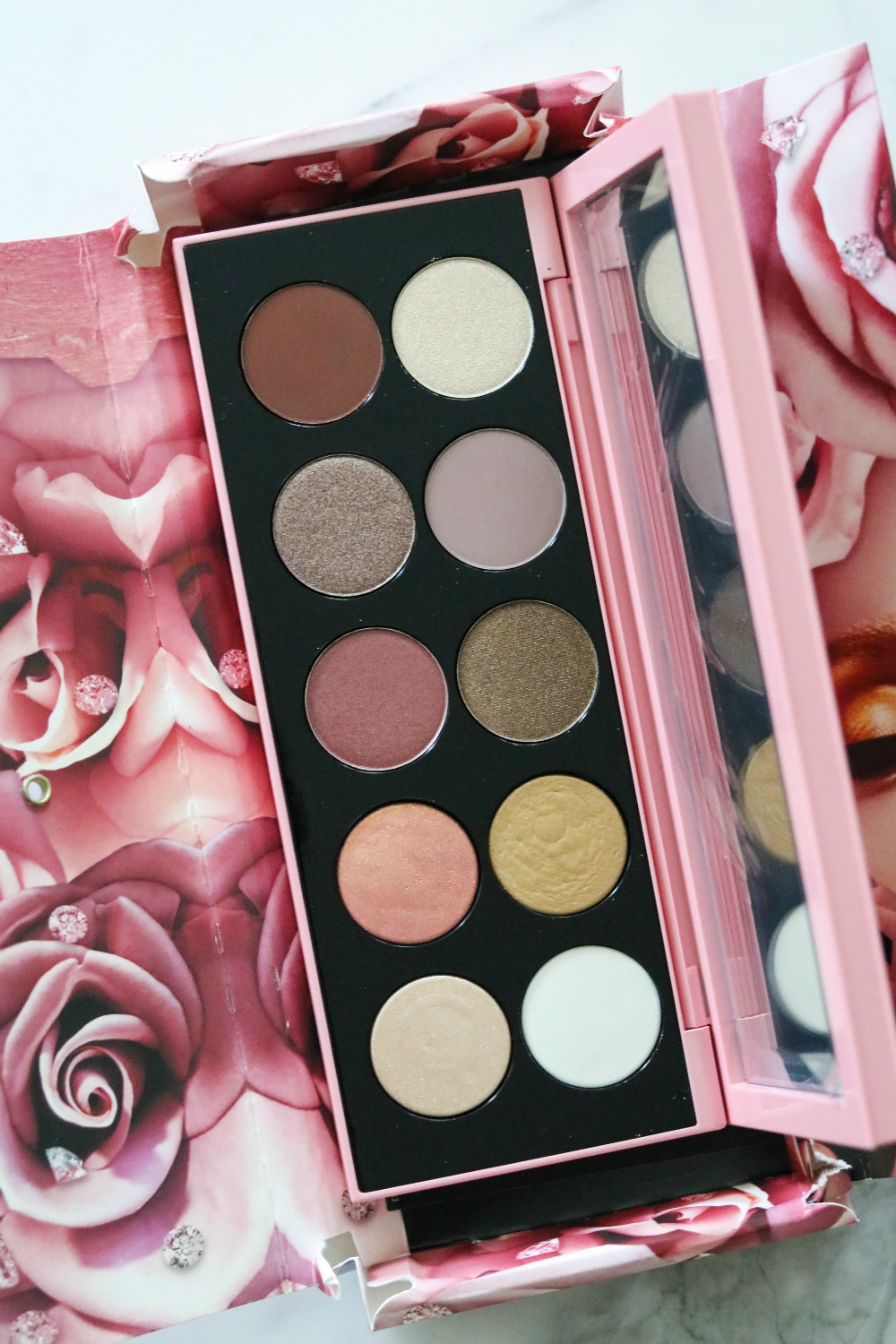 Pat McGrath Divine Rose Eyeshadow Palette