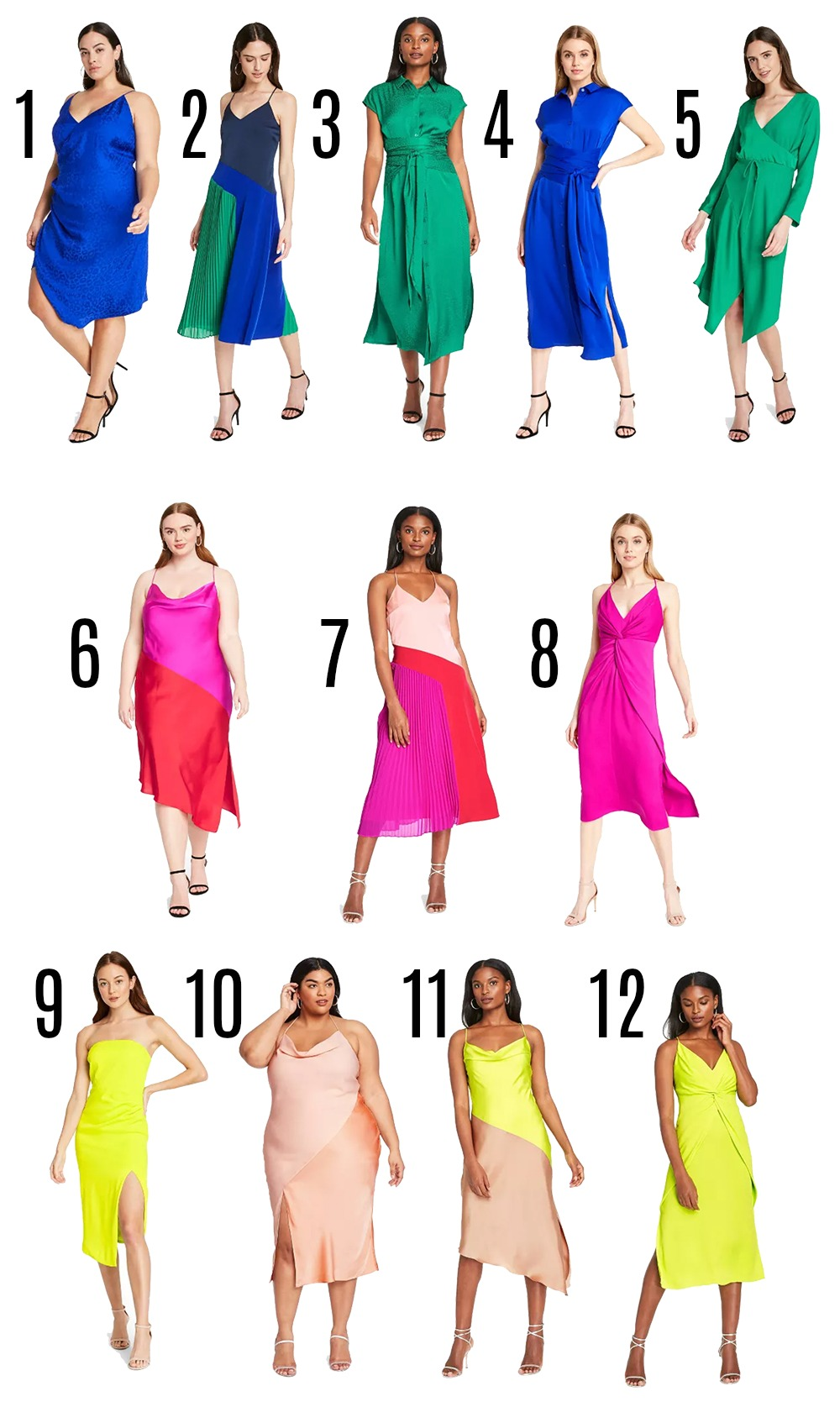Target Designer Dress Collection for Summer 2020 I Cushnie Styles on Dreaminlace.com