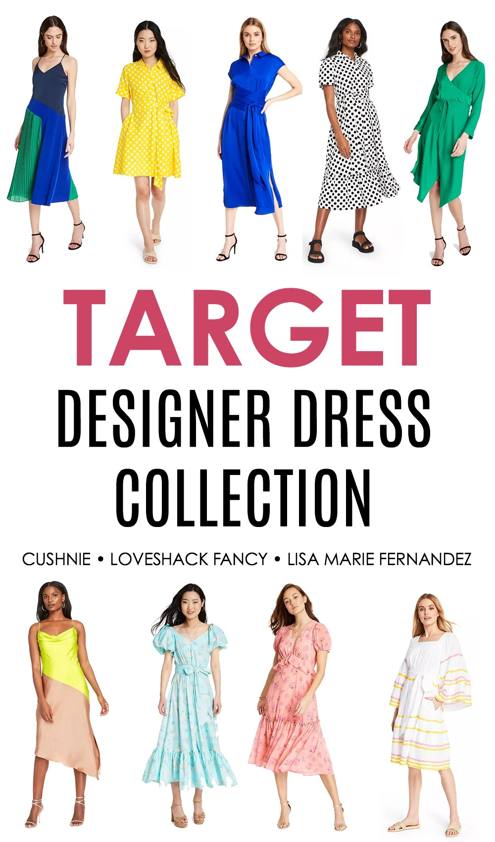 Target Designer Dress Collection for Summer 2020 I Dreaminlace.com