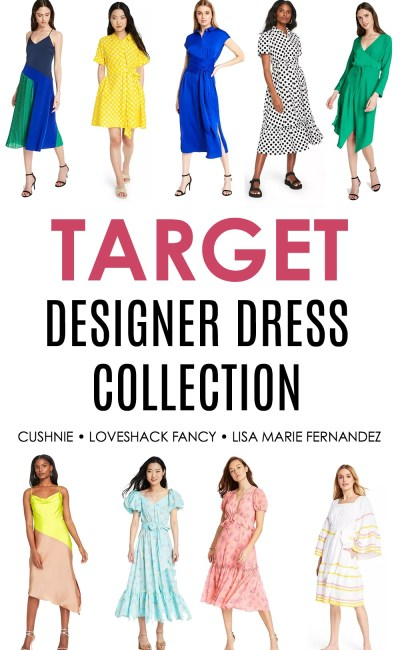 Hurry!! The Summer Designer Dress Collection from Target Has Arrived