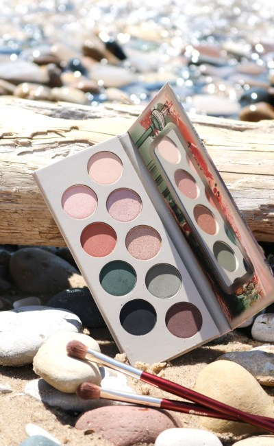 My Favorite Late Summer Eyeshadow Palette