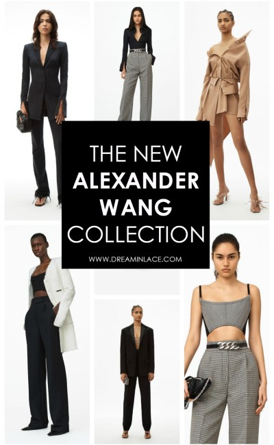 Fall 2020's New Alexander Wang Collection Forecasts Big Changes for the Fashion Industry