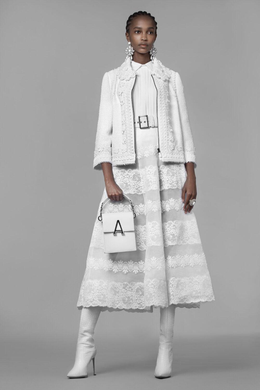 Andrew Gn Spring 2021 Collection at Paris Fashion Week I DreaminLace.com #ParisFashionWeek #FashionWeek #WomensFashion