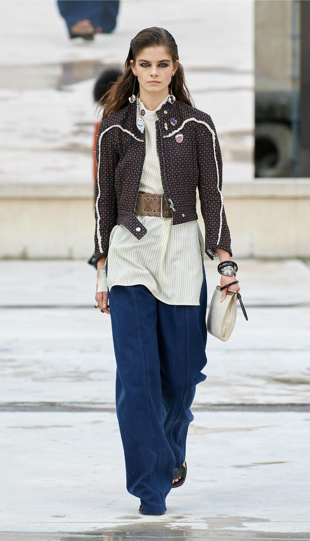 Chloe Spring 2021 Collection at Paris Fashion Week I ...