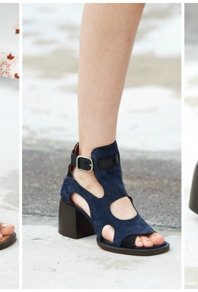 Chloe's Spring 2021 Collection Delivered Hope — And the New Must-Have Sandal