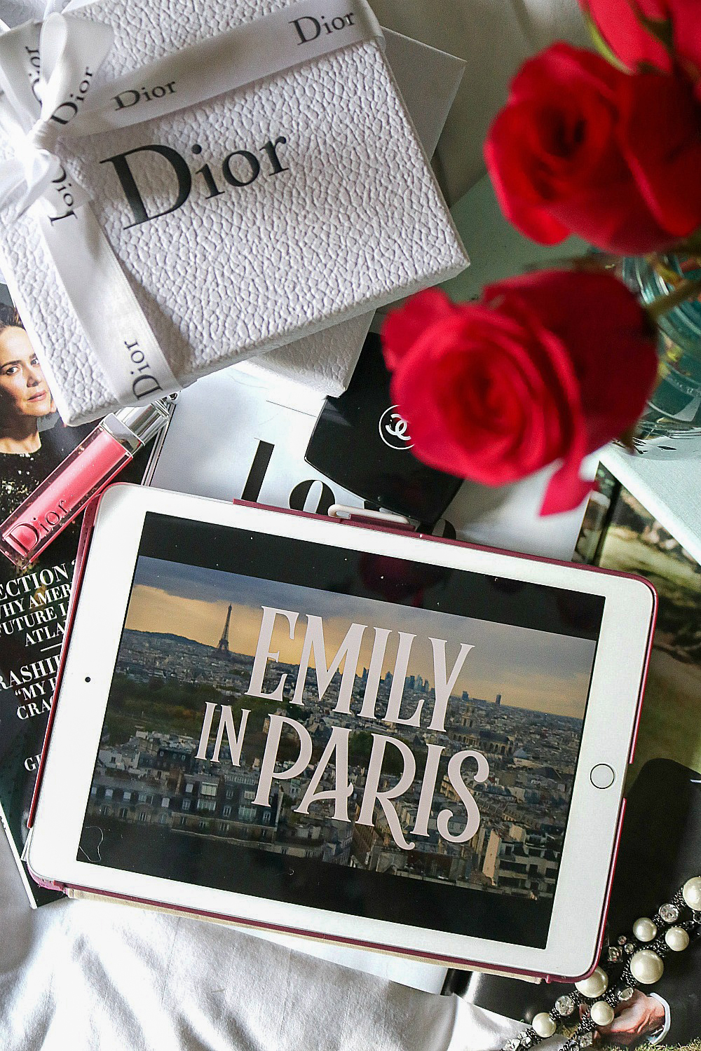 What to Watch - October 2020 I Emily in Paris on Netflix #EmilyinParis #Netflix #Chic
