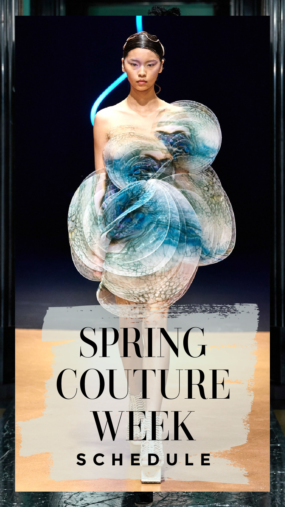 Spring 2021 Couture Week Schedule I DreaminLace.com