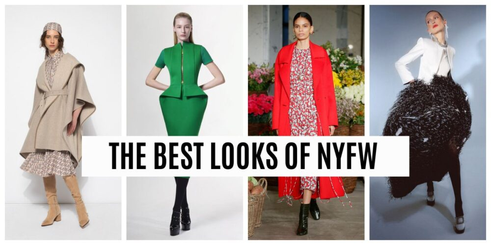 BEST NYFW Looks
