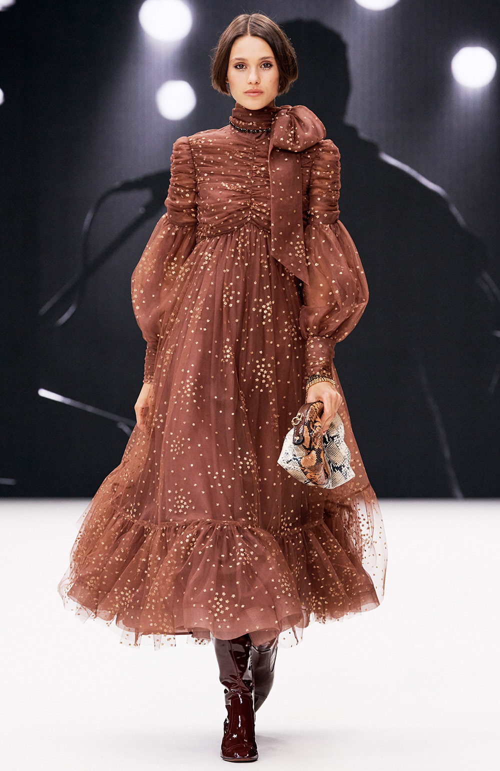 Best NYFW Looks I Zimmermann Fall 2021 Collection #fashionista #fashionblog