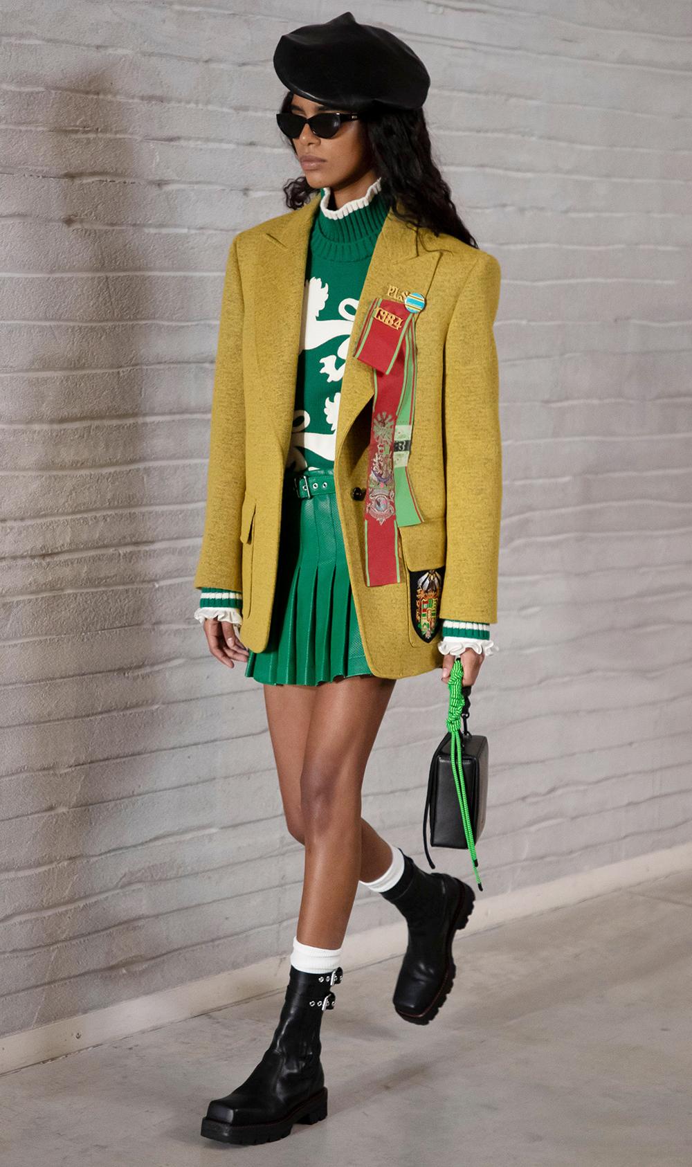 Best MFW Looks I Philosophy by Lorenzo Serafini Fall 2021 #fashionblog #fallfashion #outfitinspo