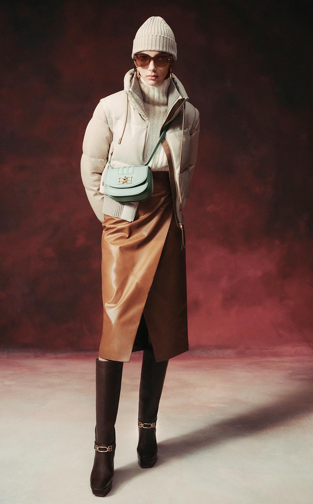 Best MFW Looks I Bally Fall 2021 Collection #fashionblog #milanfashionweek #fashionstyle #falloutfits