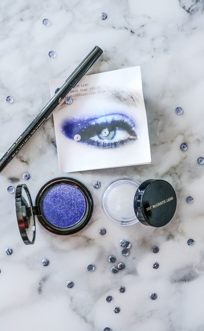 Playing with Pat McGrath's Electric Eye Kit for Spring