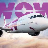 Авиакомпания WOW - лоукостеры из Израиля