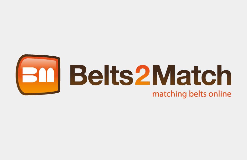 Logo ontwerp Belts2Match 2