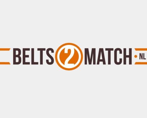 Logo ontwerp Belts2Match