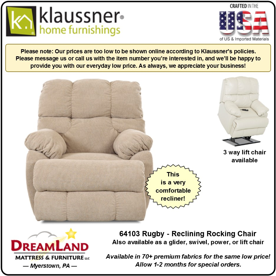 Recliner 64103 Rugby