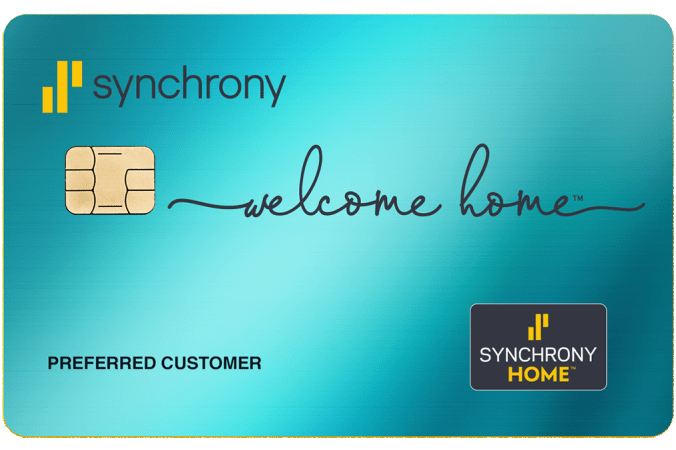 Synchrony Credit Card Financing at Dreamland Mattress & Furniture